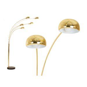 Senk Stehlampe, Messing ► Moderne Design-Leuchten in vielen Styles! Entdecke jetzt die neuesten Lampentrends bei MADE.