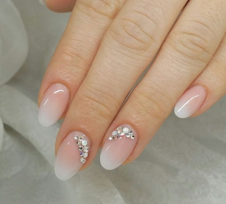 Baby boomer – The new French manicure – Ombre/Farbverlauf Nails