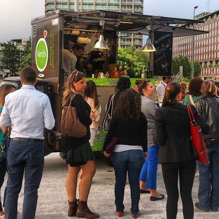 Serata #foodblogger per Verdi's, 16 Giugno a #Milano in Viale della Liberazione