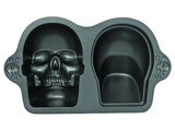 Nomskulls Cupcake Mold - eclectic - cookware and bakeware - - by Spirit Halloween