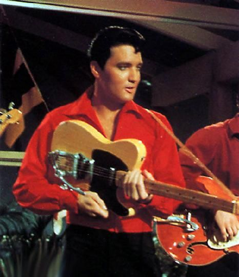 "Elvis In ""girl happy"""