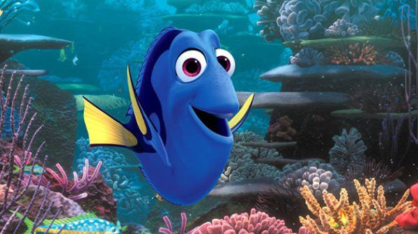 """VIDEO: First Teaser Trailer For Pixar's """"Finding Dory""""; First Poster"""