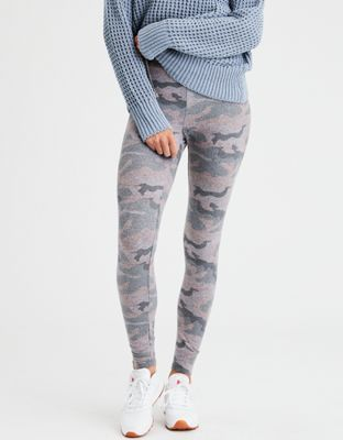 326c88488f431 AEO Camo Sweater Legging by American Eagle Outfitters | So soft, so cozy!So  soft, so cozy! Shop the AEO Camo Sweater Legging and check out more at  AE.com.
