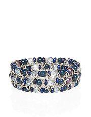 Vera Glass Beaded Bracelet