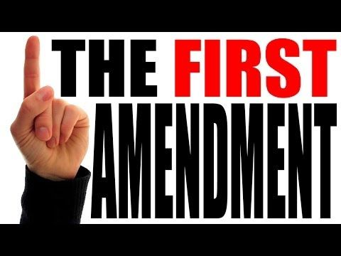resource first amendment schools