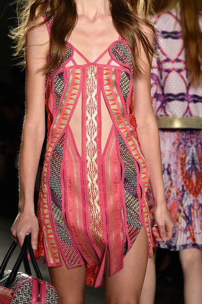 Custo Barcelona at New York Fashion Week Spring 2016 - Livingly