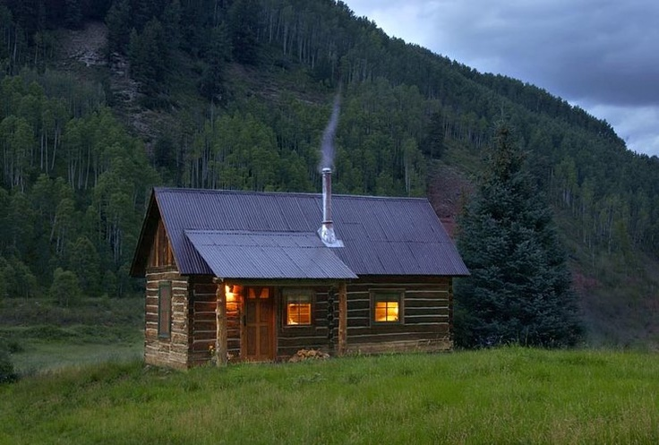 Cabin In Colorado House Home Pinterest Cabin