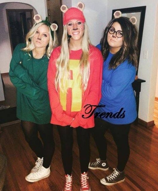 Group Halloween Costume Ideas For Teenage Girl