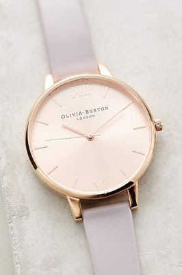 Olivia Burton watch #anthrofave // Pinned by Dauphine Magazine x Castlefield - Curated by Castlefield Bridal Company & Branding Atelier and delivering the ultimate experience for the haute couture connoisseur! Visit www.dauphinemagazine.com, @dauphinemagazine on Instagram, and @dauphinemag on Pinterest • Visit Castlefield: www.castlefield.co and @ castlefieldco on Instagram / Luxury, fashion, weddings, bridal style, décor, travel, art, design, jewelry, photography, beauty, interiors