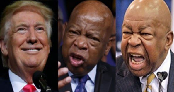 The Congressional Black Caucus (CBC) are known for being race baiting-trouble starters in Washington. No matter what the issue, they will find a way to connect it to race. They have had nothing but…