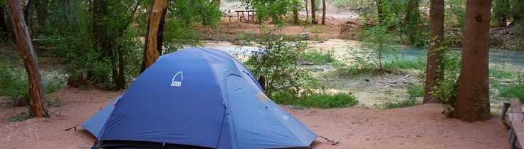 Havasu Falls Camping - Information on reservations, fees, gear, meals, and logistics. This site makes the most of your trip to the Havasupai Waterfalls!