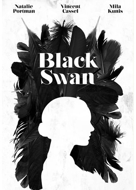 Black Swan – True Detective intro / movie posters selection Published by Maan Ali
