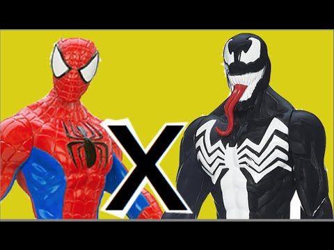 Homem Aranha Spider Man Peter Parker X versus (LUTA) Venom Marvel boneco...  #homemaranha #aranha #spider #spiderman #eterparker #avengers #vingadores #toys #toys #おもちゃ #barbie #dolls #doll #kids #kids  #puppet #babyalive #lego #imaginext #marvel #DC #Comics #escola #school #educação #education #kid #kids #lol