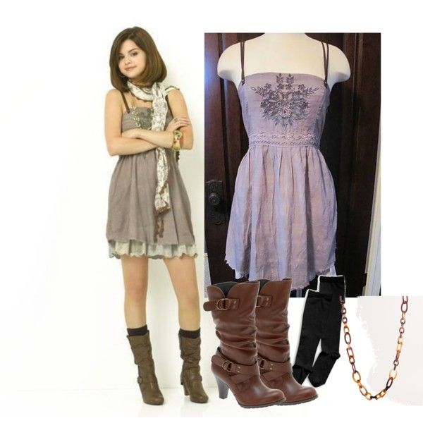 Alex Russo Summer Outfits