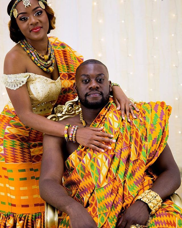 Ga couple Candi and Charles @ccharlie_charles @blaykeimages #BellaNaijaWeddings