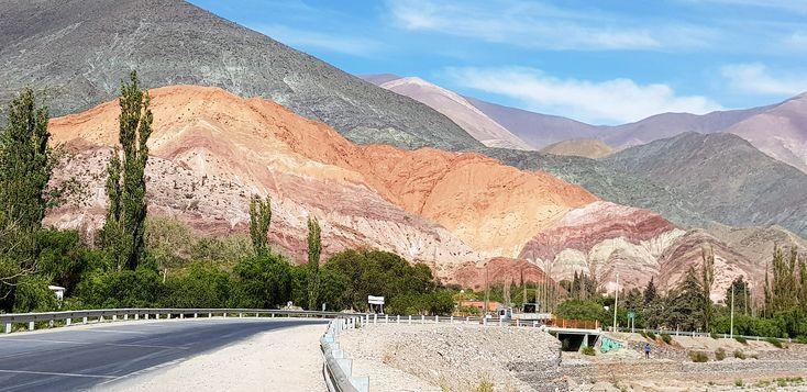 Purmamarca  - Jujuy - Cerro de los 7 colores
