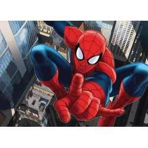 Pókember gyerek faltapéta (160 x 115 cm)