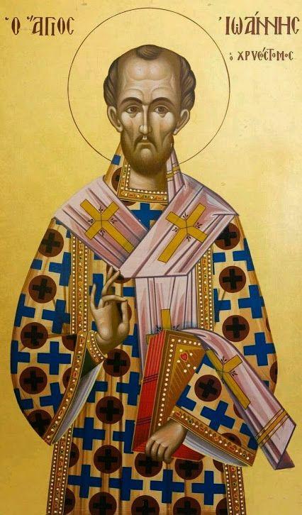 Feast of Saint John Chrysostom                                                                                                                                                                                 More
