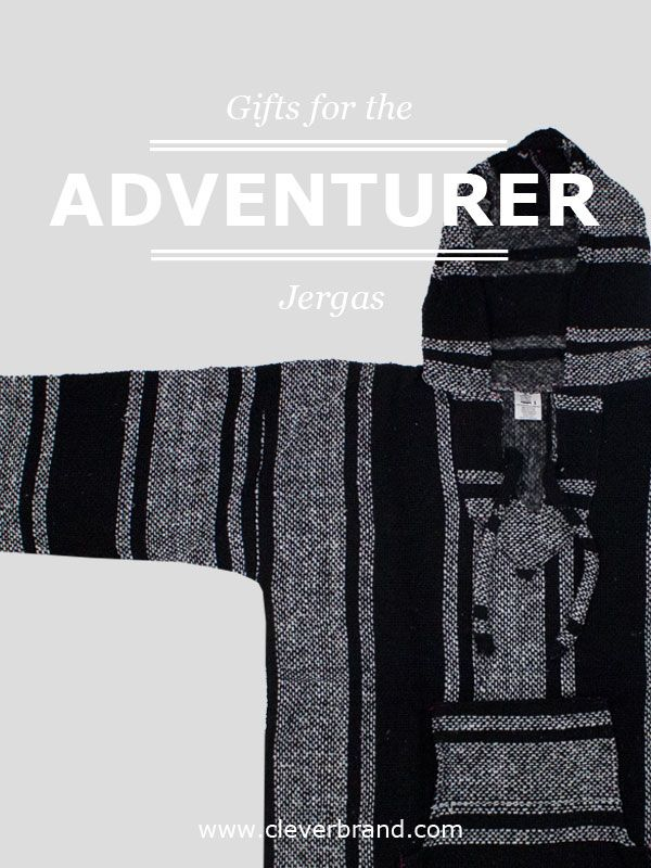 """Do you have a traveler on your list. The ultimate question is, how do you shop for the """"adventurer""""?  We've got some ideas! What about an over-sized jerga!? The perfect On-The-Go item. Available in 3 colours."""