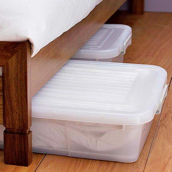 Фото из статьи: Как организовать хранение в маленькой квартире: 12 хитростей