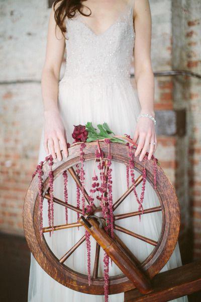 Lindsey Brunk - Sleeping Beauty Wedding Inspiration