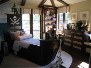Boys Room Decorating Ideas U2013 Pirate Ship Theme