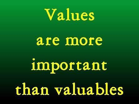 ..Watch out and be on guard against all greed because one's life is not in the abundance of his possessions. Luke 12:15 HCSB