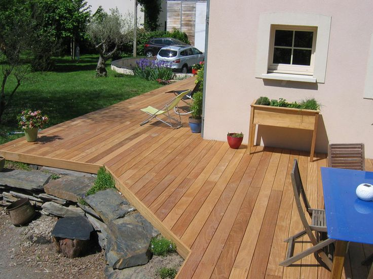 75 best terrasse images on Pinterest Backyard patio, Gardening and