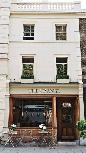 the orange / London......