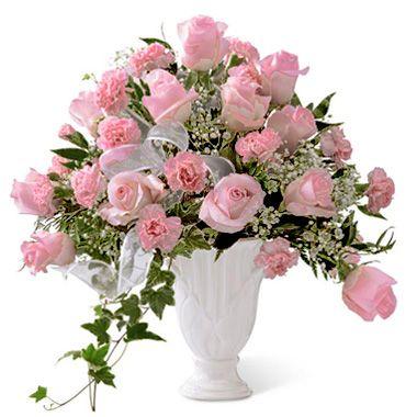 FTD® Deepest Sympathy Flowers Arrangement
