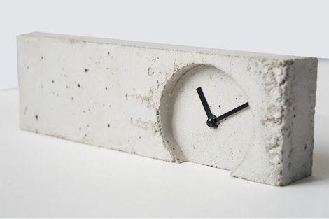 concrete clock - Google 検索