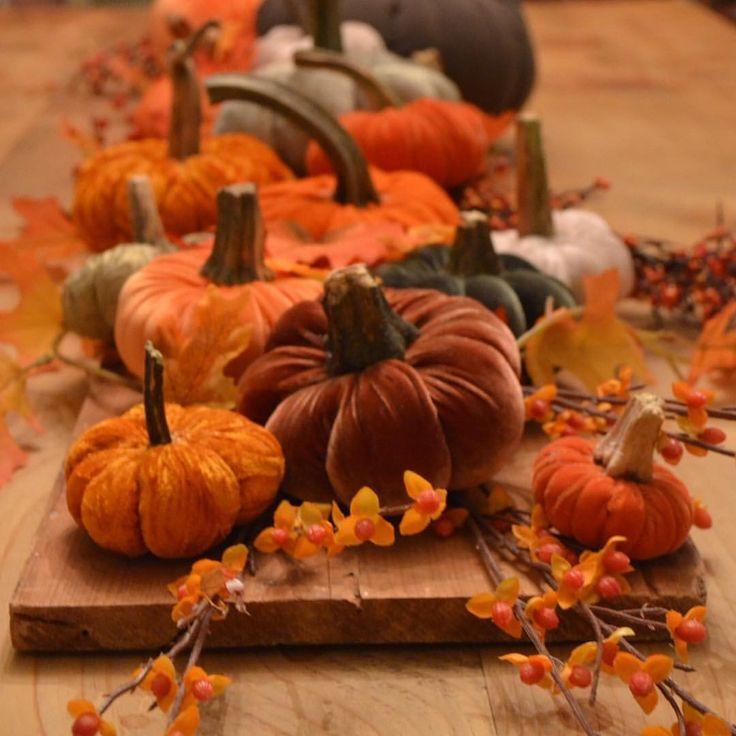 "20 Likes, 1 Comments - Terri Larson (@plum_street) on Instagram: ""Fabric pumpkins headed for @primfolkfest in Des Moines."""