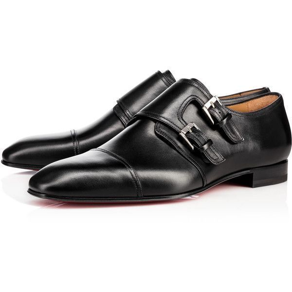 Christian Louboutin Mortimer Flat ($895) ❤ liked on Polyvore featuring men's fashion, men's shoes, men's sneakers, black, christian louboutin, mens studded sneakers, mens lace up shoes, mens black lace up shoes, mens black leather shoes and mens black cap toe dress shoes #christianlouboutinflats #christianlouboutinsneakers
