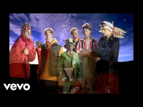 'N Sync - Merry Christmas, Happy Holidays - YouTube