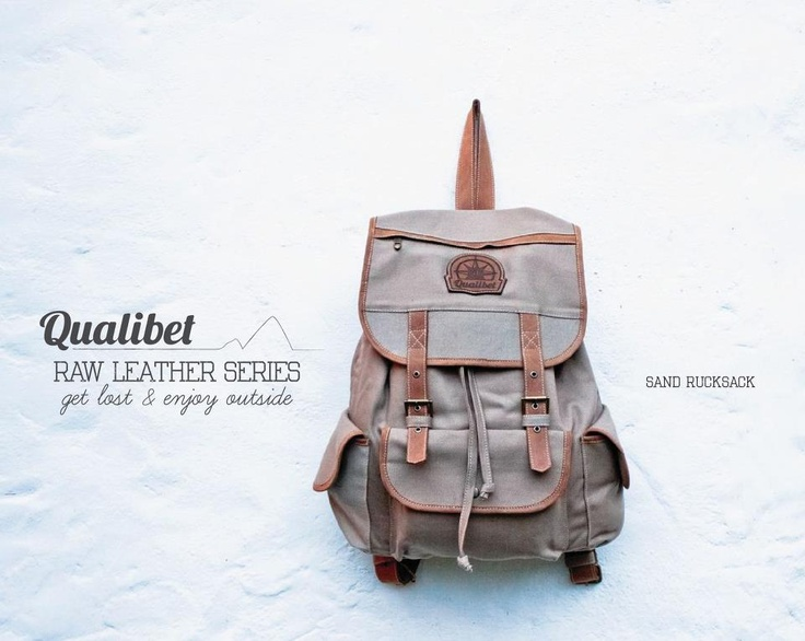 RAW LEATHER SERIES
