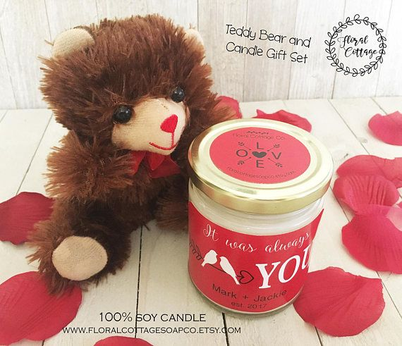 Valentines Gift Set//for Her//Gift for Wife//Valentines Day