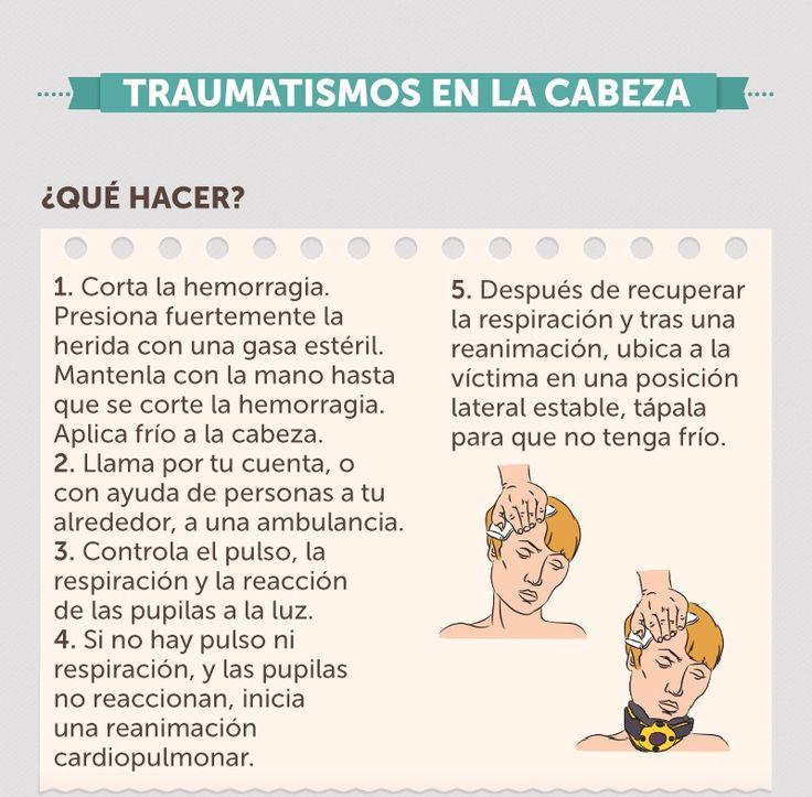 Guía deprimeros auxilios