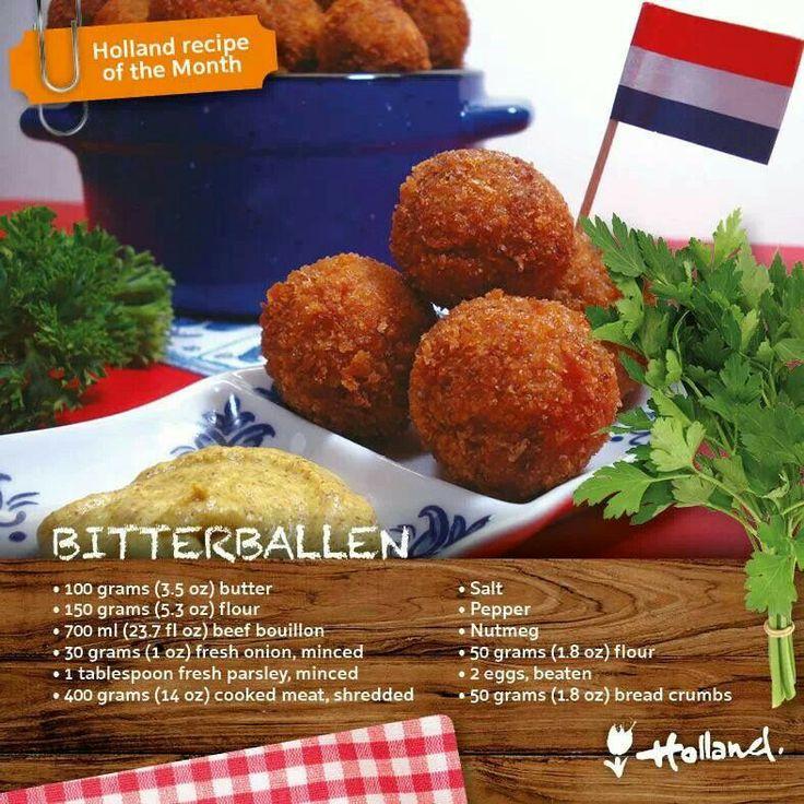 Bitterballen recipe
