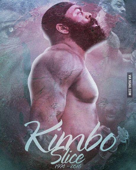 R.I.P Kimbo Slice