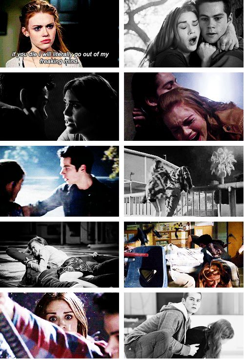 Stiles and Lydia, Teen Wolf