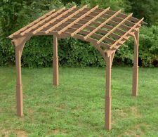 do it yourself gazebo | ... Outdoor Living > Garden Structures & Fencing > Arches & Gazebos | eBay