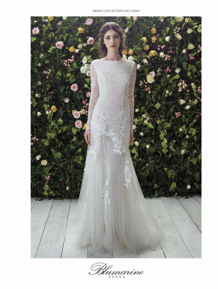 Blumarine - 6708S - Abiti da sposa