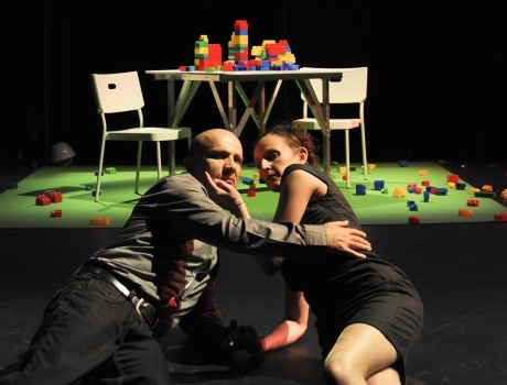 The Table of Knowledge - Merrigong Theatre Company.  The 2011 hit about corruption, power and democracy is back for one final season at IPAC 10 - 14 April, offering a chance to revisit the show that had everyone talking.