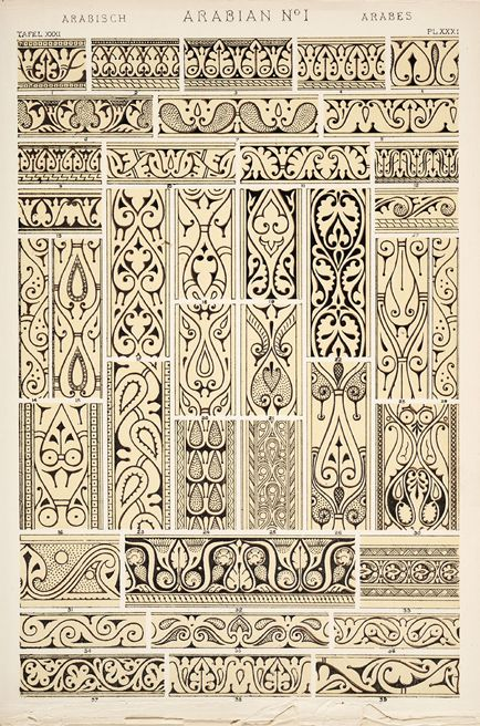 i love designs like this.    source: http://butdoesitfloat.com/Now-s-the-only-time-I-know    owen jones, ornament, pattern