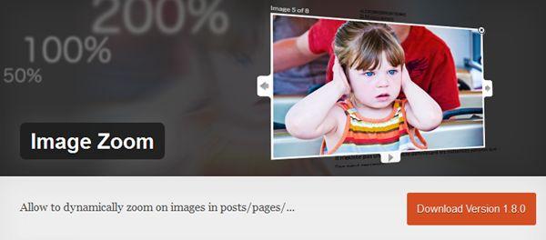 Top 20 #WordPress Image #Zoom Plugins: Free and Premium