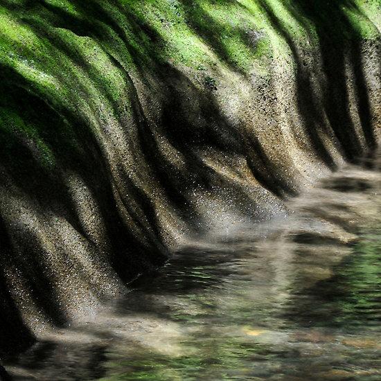 Emerald Water | Patuna Gorge