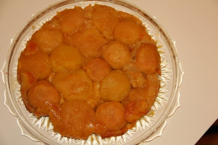 Tarte Tatin / Тарт Татен / Французский яблочный пирог-десерт ~ Kulinarica