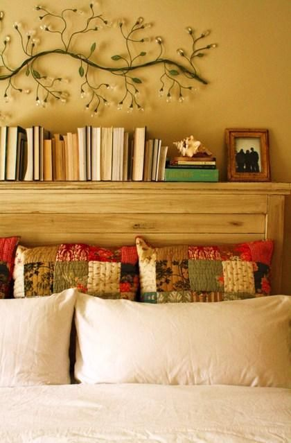 Mason Headboard in Cal King | Do It Yourself Home Projects from Ana White