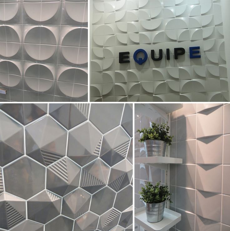 Three Dimensionality Has Also Become One Of The Dominating Trends In The  New Portfolio Of · Tiles