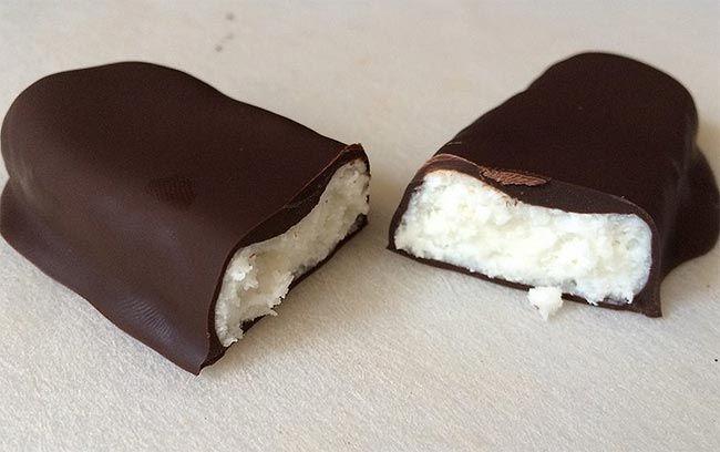 Bounty csoki házilag elkészíthető recepttel.